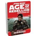 Star Wars : Age of Rebellion - Commando Specialization Deck 0