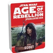 Star Wars : Age of Rebellion - Scout Specialization Deck