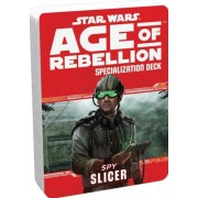 Star Wars : Age of Rebellion - Slicer Specialization Deck