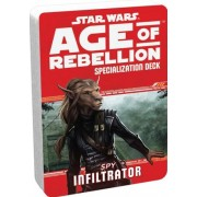 Star Wars : Age of Rebellion - Infiltrator Specialization Deck