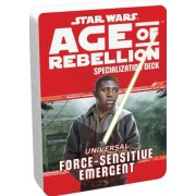 Star Wars : Age of Rebellion - Force Sensitive Emergent Specialization Deck