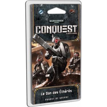 Warhammer 40,000 : conquest JCE - Le Don des Ethérés