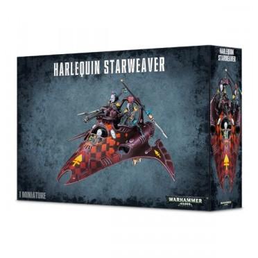 W40K : Eldars Harlequins - Starweaver