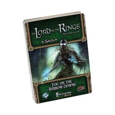 The Lord of the Rings LCG - Fog on the Barrow Downs