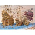 Puzzle - Corsair de Francois Ruyer - 1000 Pièces 0