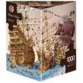 Puzzle - Corsair de Francois Ruyer - 1000 Pièces 1