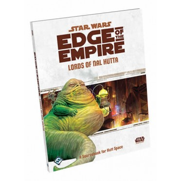 Star Wars : Edge of the Empire - Lords of Nal Hutta Sourcebook