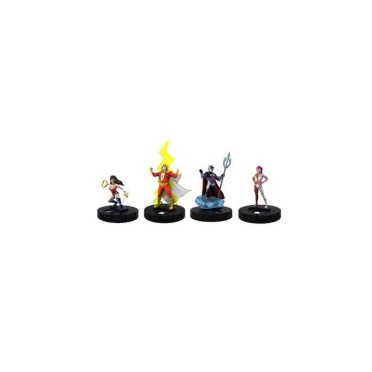 DC Heroclix : Brick de 10 Boosters Justice League Trinity War