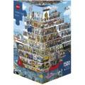 Puzzle - Cruise d'Anders Lyon - 1500 Pièces 1