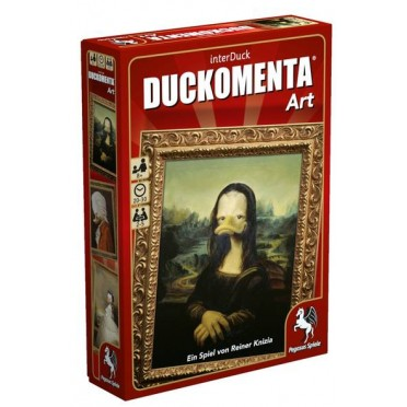 Duckomenta Art (Allemand)