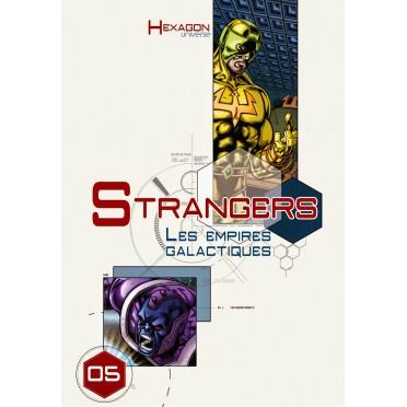 Hexagon Universe - 05 : Strangers II - Les Empires Galactiques