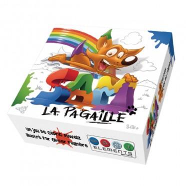 Sam La Pagaille