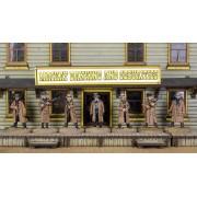 Dead Man's Hand : l'Agence Pinkerton