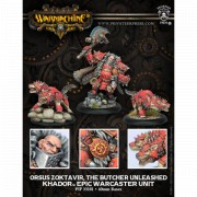 Orsus Zoktavir, the Butcher Unleashed pas cher