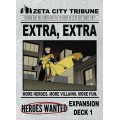 Heroes Wanted : Extra Extra 0