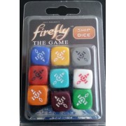 Firefly : The Game - Ship Dice Expansion
