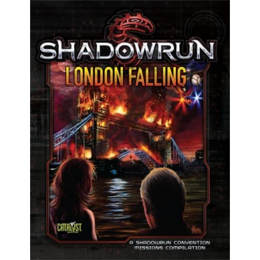Shadowrun : 5th Edition - London Falling