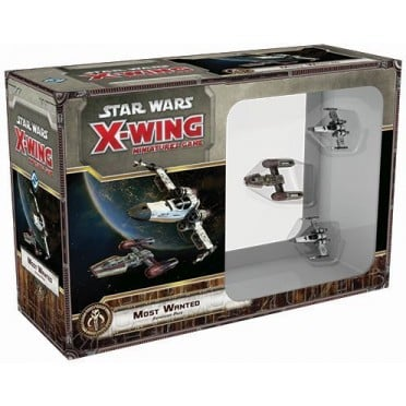 Star Wars X-Wing - Most Wanted Expansion Pack