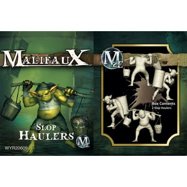 Malifaux 2nd Edition - Slop Haulers