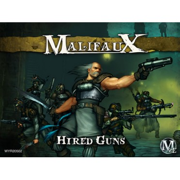 Malifaux 2nd Edition - Hired Guns