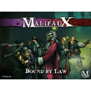 Malifaux 2nd Edition - Bound by Law