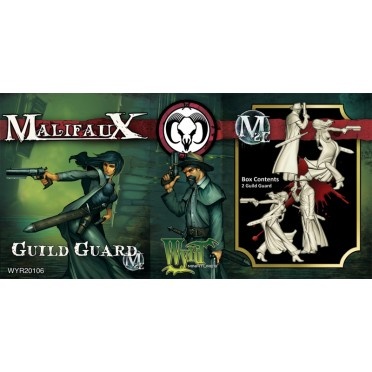 Malifaux 2nd Edition - Guild Guard