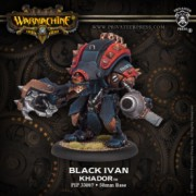 Black Ivan Upgrade Kit pas cher