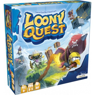 Loony Quest (Anglais)