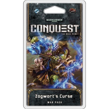 Warhammer 40,000 Conquest The Card Game : Zogwort's Curse War Pack