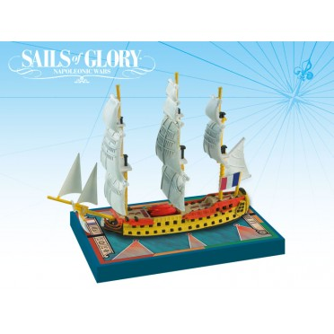 Sails of Glory - Zealous 1785