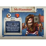 Arcadia Quest (Anglais) - McHammer