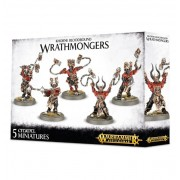 Age of Sigmar : Chaos - Khorne Bloodbound Wrathmongers