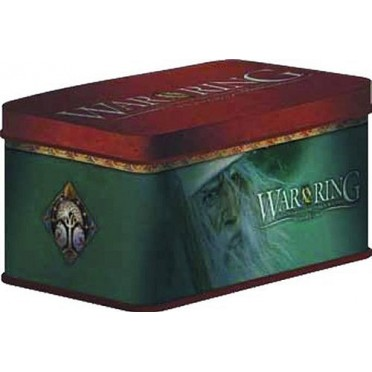 War of the Ring : Deck box & Sleeves Gandalf