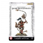 Age of Sigmar : Chaos - Khorne Bloodbound Skarr Bloodwrath
