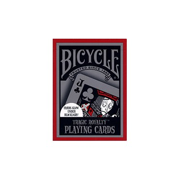 Tragic Royalty - Bicycle - Jeux de 54 Cartes
