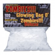 Zombies !!! Glowin Bag O' Zombies Deluxe