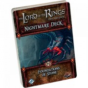 The Lord of the Rings LCG - Foundations of Stone Nightmare Deck