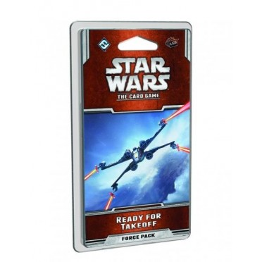 Star Wars : The Card Game - Ready for Takeoff