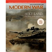 Modern War #08 Special Edition Holy Land: The Next Arab-Israeli War
