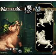 Malifaux 2nd Edition - Warpig
