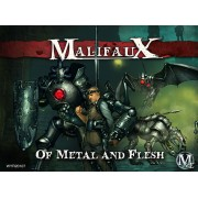 Malifaux 2nd Edition - Of Metal and Flesh