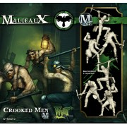 Malifaux 2nd Edition - Crooked Men