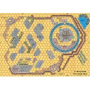 Cry Havoc - Carte Village Fortifié V2
