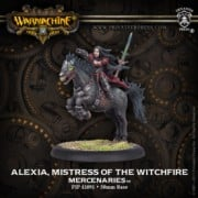 Alexia, Mistress of the Witchfire pas cher