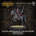 Alexia, Mistress of the Witchfire 0