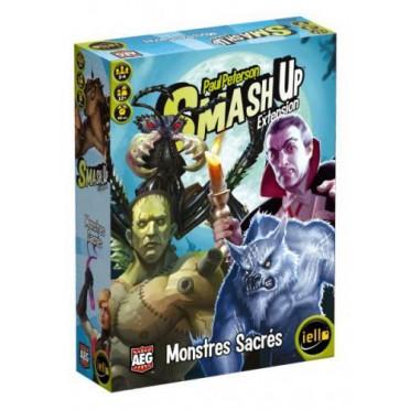 Smash Up VF : Monstres Sacrés