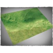 Terrain Mat PVC - Fields - 120x180