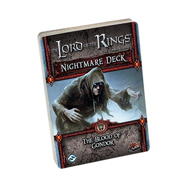 Lord of the Rings LCG - The Blood of Gondor Nightmare Deck