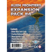 Alien Frontiers : Expansion Pack 4