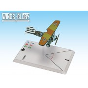 Wings of Glory WW1 - Fokker E.V (Lowenhardt)